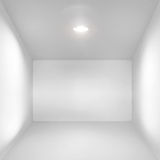 Abstract empty white interior Stock Photography