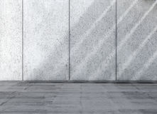 Abstract empty white interior background Royalty Free Stock Images