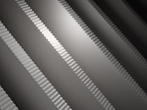 Abstract endless staircases. 3d Abstract architecture endless staircases illustration Stock Photo
