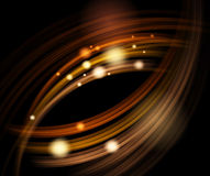Abstract energy waves Stock Photos