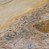 Abstract enviroment water pollution. Background stock photography
