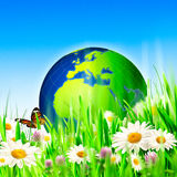 Abstract environmental backgrounds Royalty Free Stock Photo