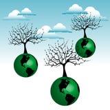 Abstract environmental design Royalty Free Stock Photo