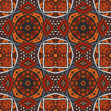 Abstract ethnic indian seamless pattern tribal. Abstract Tribal vintage ethnic seamless pattern ornamental Stock Photos