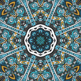 Abstract ethnic indian seamless pattern tribal Stock Photos