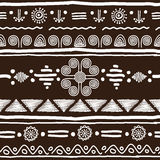 Abstract ethnic pattern Royalty Free Stock Photography
