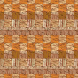 abstract ethnic pattern seamless 向量例证