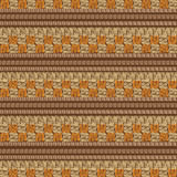 abstract ethnic pattern seamless 库存例证