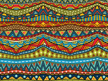 Abstract Ethnic Pattern Stock Photos