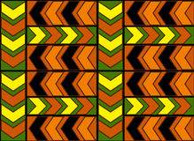 Abstract ethnic pattern .Vector Stock Photography