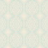 Abstract ethnic seamless fabric pattern. Stock Image
