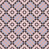 Abstract Ethnic Seamless Geometric Pattern Royalty Free Stock Photo
