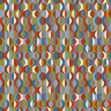 Abstract Ethnic Seamless Geometric Pattern. Vector Illustration Royalty Free Stock Image
