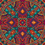Abstract  ethnic seamless pattern ornamental. Abstract indian Tribal vintage ethnic seamless pattern ornamental Stock Images