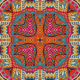 Abstract  ethnic seamless pattern ornamental Stock Images