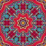 Abstract ethnic seamless pattern ornamental Stock Photo