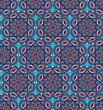 Abstract ethnic seamless pattern. Abstract vector tribal ethnic background seamless pattern Royalty Free Stock Photography