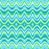 Abstract ethnic vector seamless background Royalty Free Stock Photos