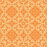 Abstract ethnic vector seamless background Royalty Free Stock Photo