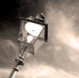 abstract Europa in de hemel van de lantaarn en de verlichting van Italië Royalty-vrije Stock Afbeelding