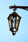 abstract Europa in de hemel van de lantaarn van Italië Royalty-vrije Stock Foto