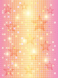 Abstract event bill background Stock Image