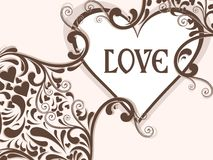 Abstract   Excellent with love backgrounds Stock Photo