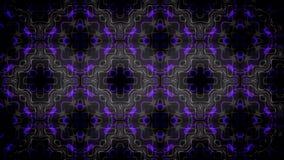 Abstract exclusief purper kleurenbehang Stock Afbeelding