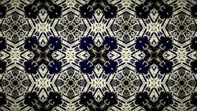 Abstract exclusief zwart geel en blauw lijnbehang Royalty-vrije Stock Afbeelding