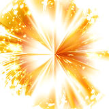 Abstract explosion Royalty Free Stock Images