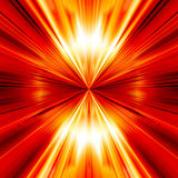 Abstract explosion Royalty Free Stock Photos