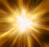 Abstract explosion background Stock Photography
