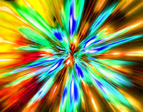 abstract explosion background Royalty Free Stock Photography