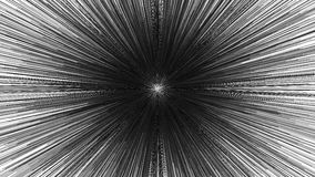Abstract explosion burst of fireworks light. Abstract explosion of fireworks against a dark background Stock Photography