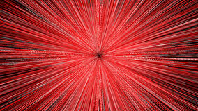 Abstract explosion burst of fireworks light. Abstract colorful explosion of fireworks against a dark background Royalty Free Stock Photos