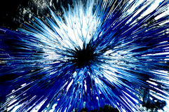 Abstract Explosion Stock Photo