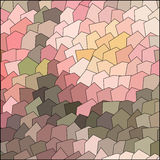 Abstract expressionism, fantastic pink and red precious stone background. Rose quartz. Stock Images