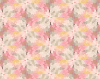 Abstract expressionism, fantastic pink and red precious stone background. Rose quartz. Stock Photos