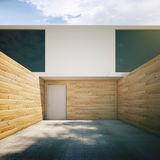 Abstract exterior Stock Photography