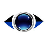Abstract eye Royalty Free Stock Photography