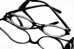 Abstract Eyeglass Background Design Stock Photo