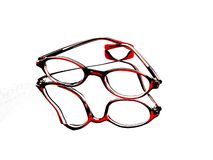 Abstract Eyeglass Background Design Royalty Free Stock Photo
