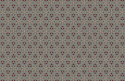 abstract fabric painting background Royalty Free Stock Photos