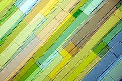 Abstract Facade Royalty Free Stock Images