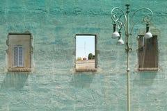 Abstract facade Stock Photography