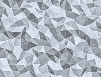 Abstract faceted background Royalty Free Stock Photography