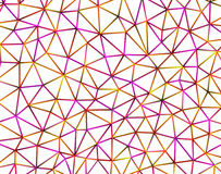 Abstract faceted background Royalty Free Stock Image
