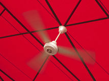 Abstract Fan Stock Photo