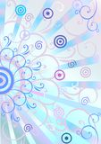 Abstract  fancy background Stock Photos