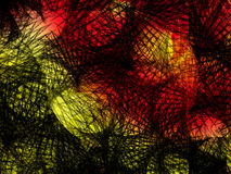 Abstract fantastic background Royalty Free Stock Image